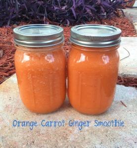 Orangecarrotginger