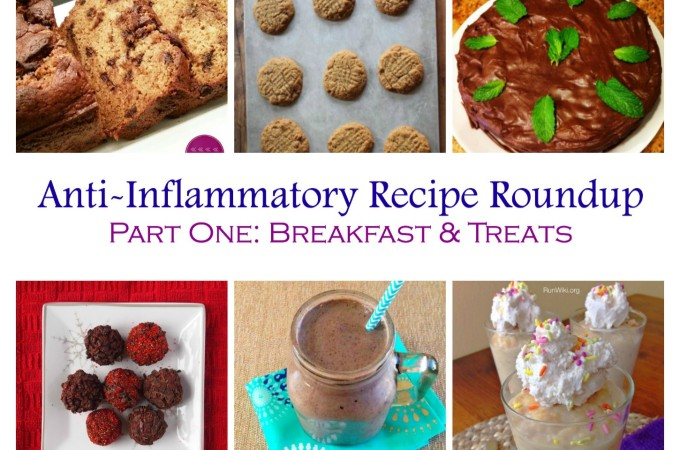 Anti-Inflammatory Diet Recipe Roundup Part One