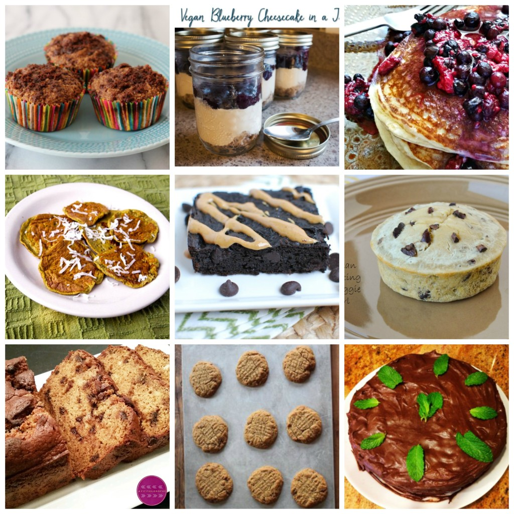 As promised, here is part one of the Anti-Inflammatory Recipe Roundup. I joined up with a bunch of amazing bloggers to bring you these healthy and tasty breakfast and treat items.