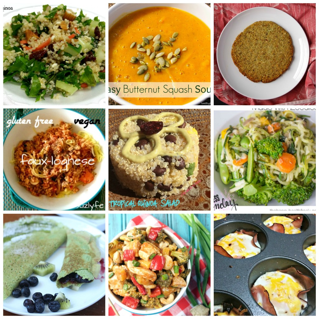 Anti-Inflammatory Recipe Roundup Part 2
