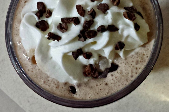 Healthy Java Chip Frappuccino Recipe