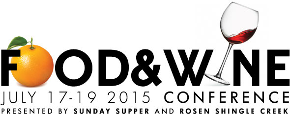#FWcon Food and Wine Conference 2015 Recap