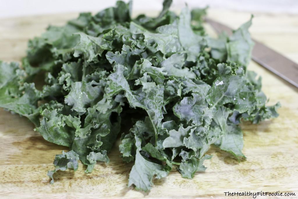 kale, fresh kale