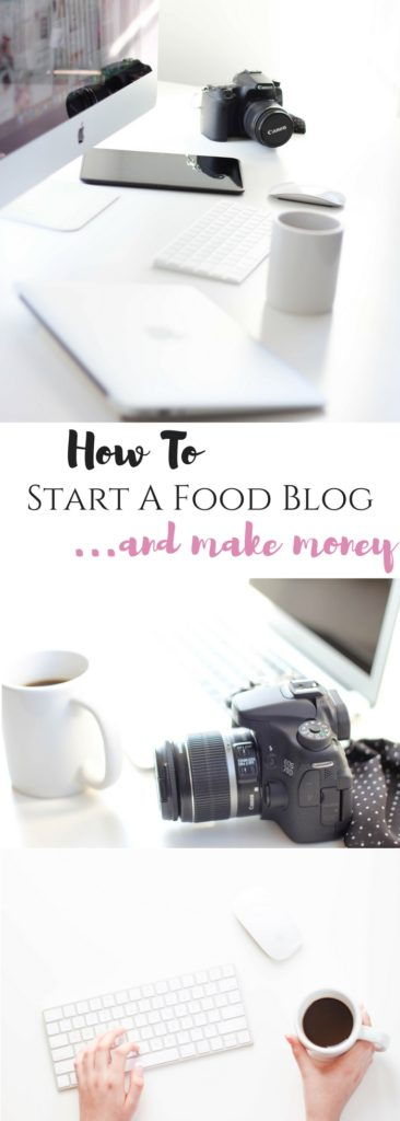 Do you want to start a food blog but have no clue how? Many people want to know how to make money with a food blog.  Did you ever wonder how to start a food blog and make money? If you answered yes to any of these then you're going to love this resource!