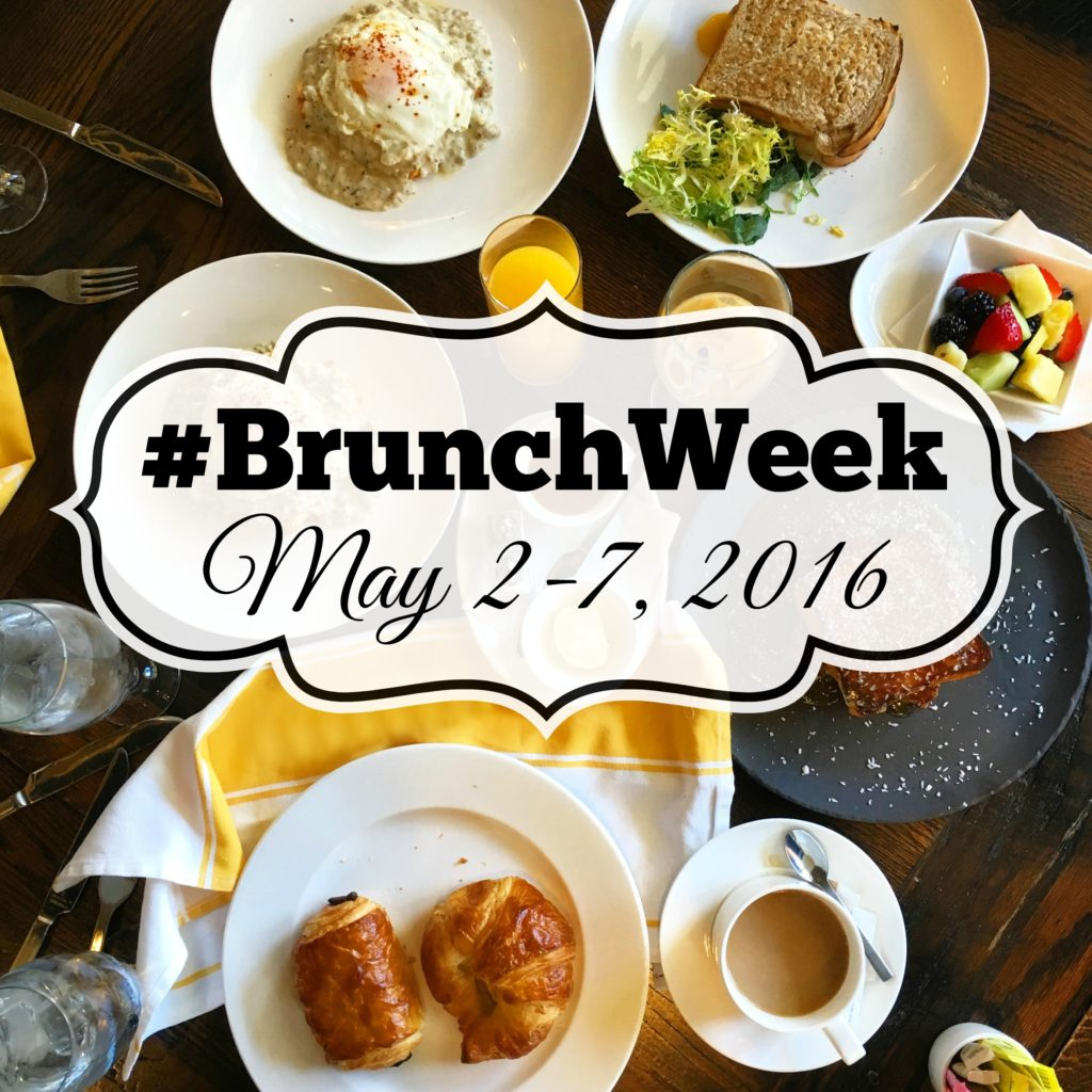 #BrunchWeek