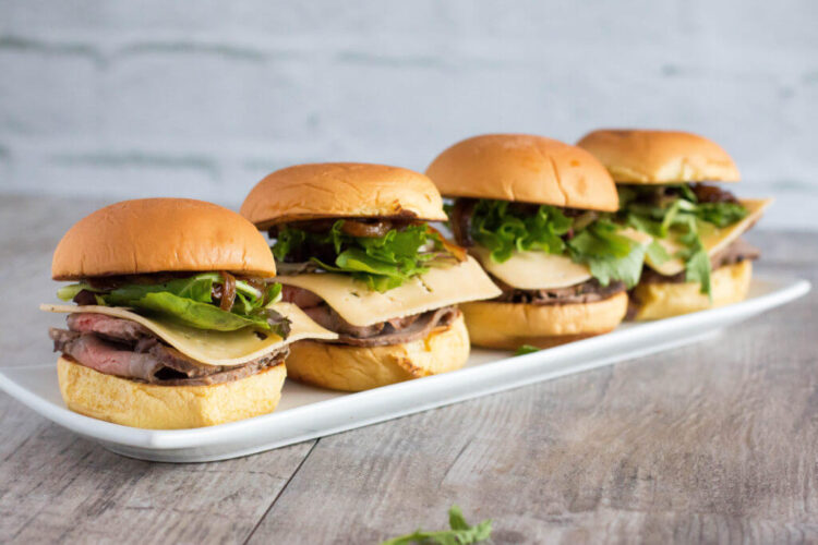 roast-beef-sliders
