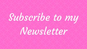 Subscribe to the healthy fit foodie newsletter