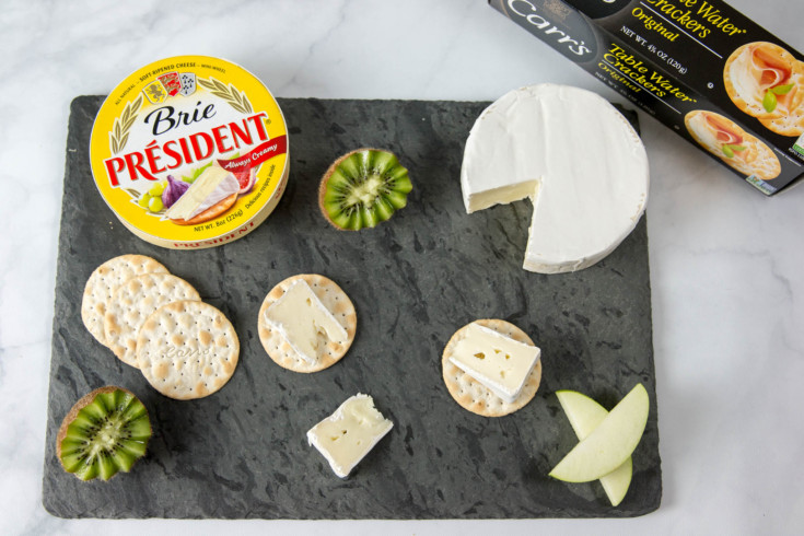 quick easy brie appetizer