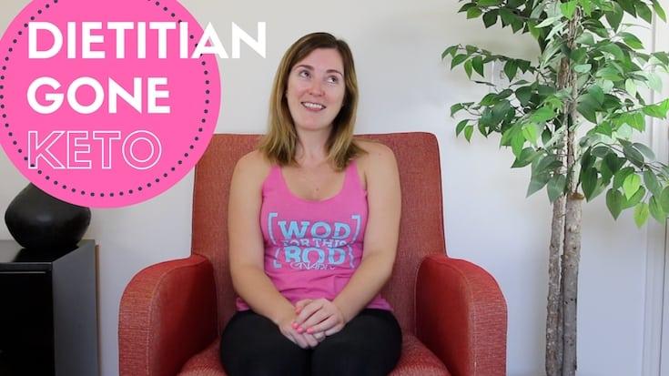Dietitian Talk | Why I follow a Ketogenic diet