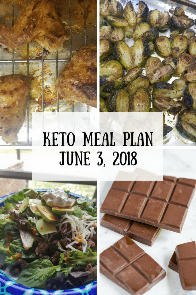 1 WEEK KETO MEAL PLAN