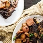 low carb instant pot pot roast - pressure cooker pot roast recipe