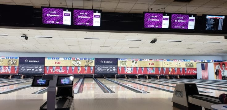 PWBA Queens bowling tournament