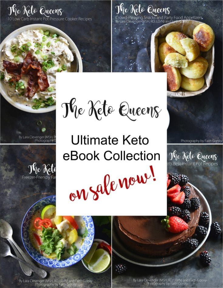keto ebook bundle cover